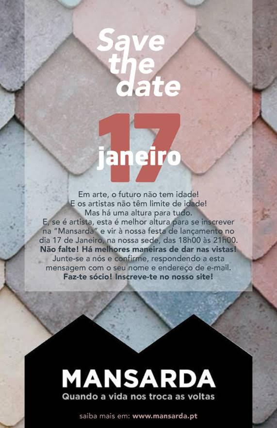 Mansarda Save the Date